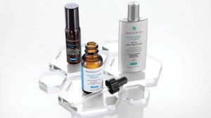 SkinCeuticals productions for skin care