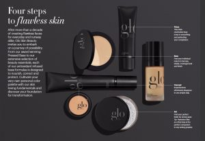 Glo Skin Beauty face makeup products for flawless skin